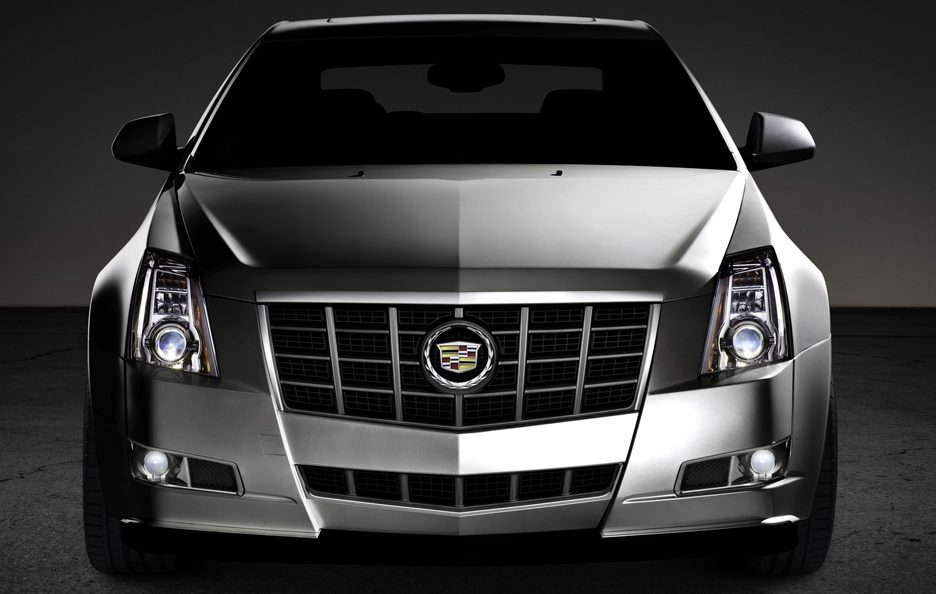 Cadillac CTS Touring Package - Frontale