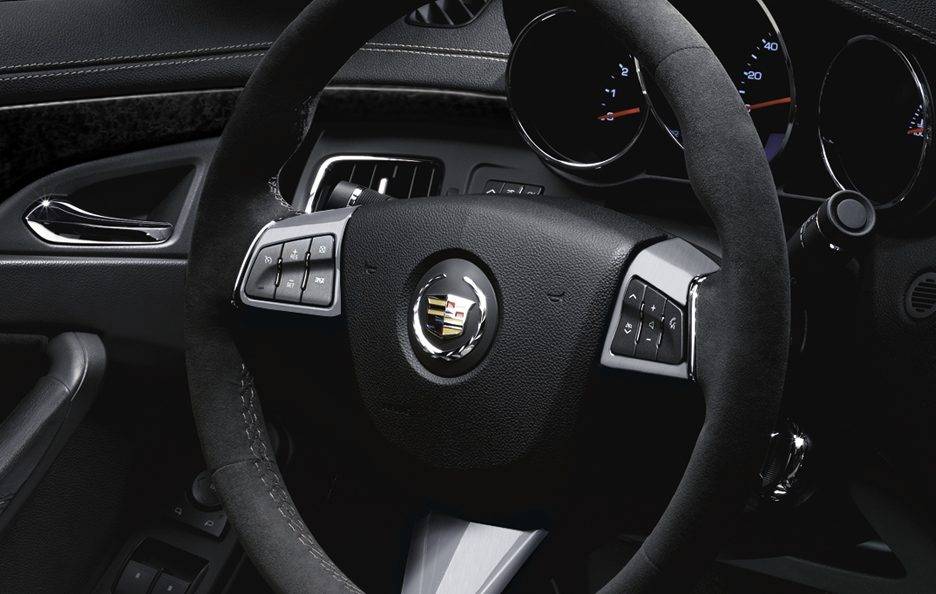 Cadillac CTS Touring Package - Volante
