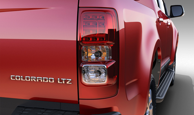 Chevrolet Colorado 2012 - LTZ