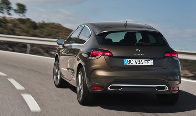 Citroen DS4 Coda