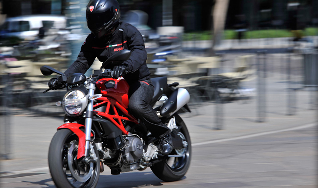 Ducati Monster 795 - Design