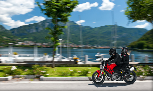 Ducati Monster 795 - In coppia