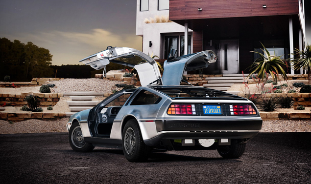 Delorean: back to the… electric