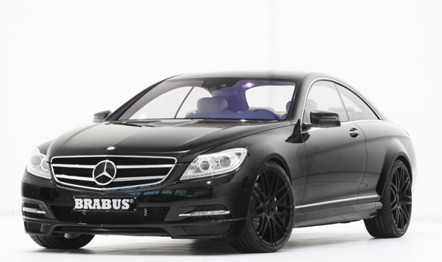 Mercedes CL e S 500 by Brabus