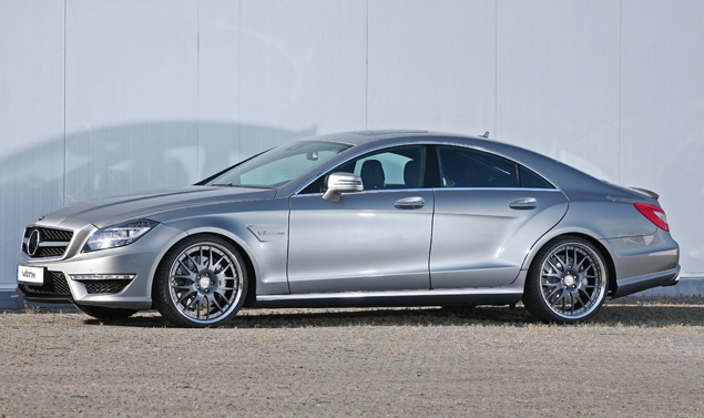 Mercedes CLS tuning by VÄTH