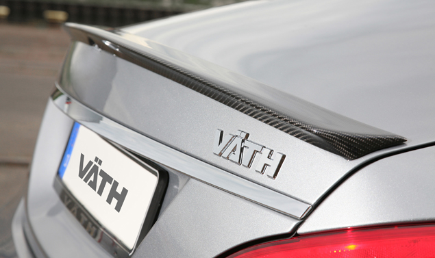 Mercedes CLS tuning by VÄTH - Spoiler posteriore