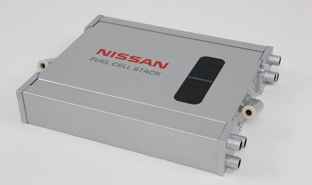 Nuove celle a combustibile Nissan