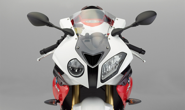 Nuova BMW S 100 RR - Frontale