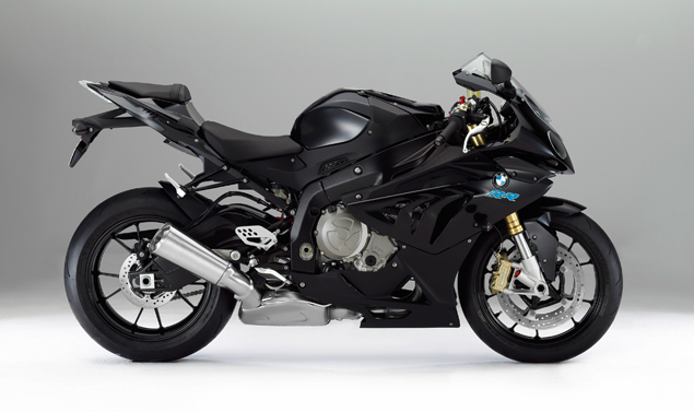 Nuova BMW S 100 RR - Laterale dx in nero