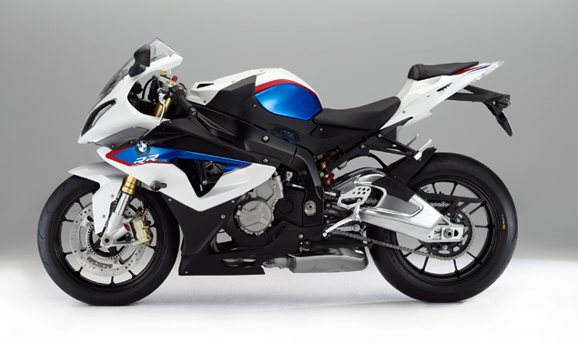 Nuova BMW S 100 RR - Laterale sx Motorsport
