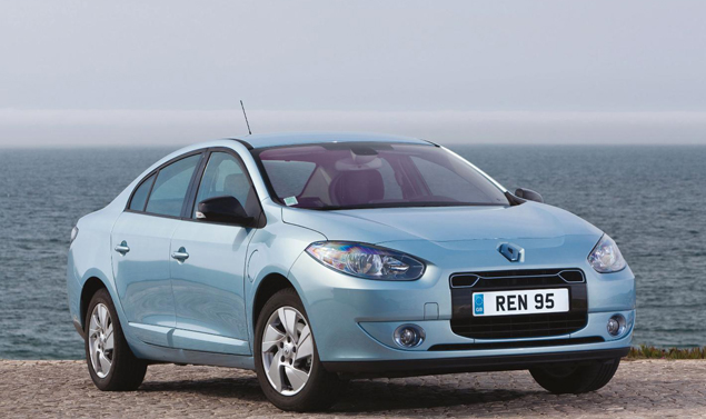 Renault Fluence - Frontale