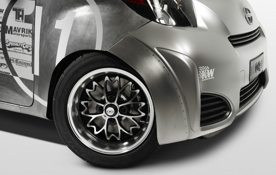 Scion iQ-MR - Cerchi