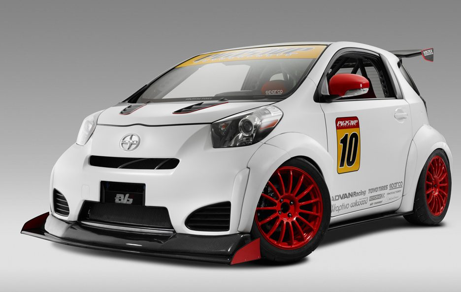Scion iQ-RS