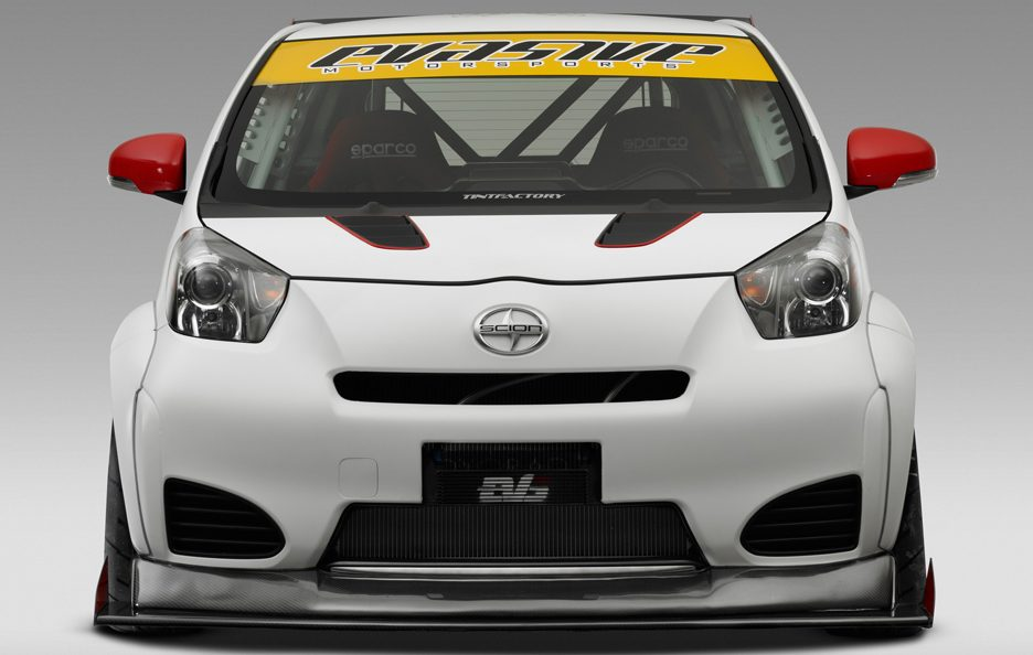 Scion iQ-RS - Frontale