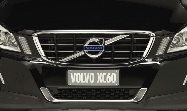 Volvo XC60 Limited Edition - Frontale