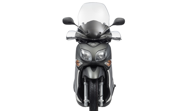 Yamaha Xenter 150 m.y. 2012 - Black Frontale