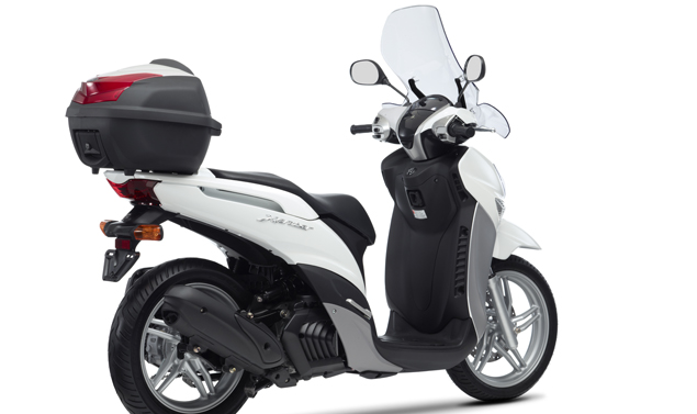 Yamaha Xenter 150 m.y. 2012 - White