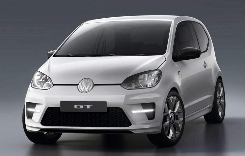 Volkswagen Up! GT - Il frontale