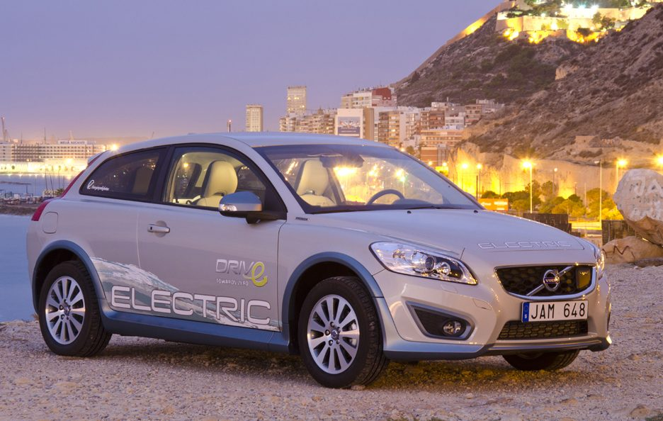 C30 Electric - Frontale