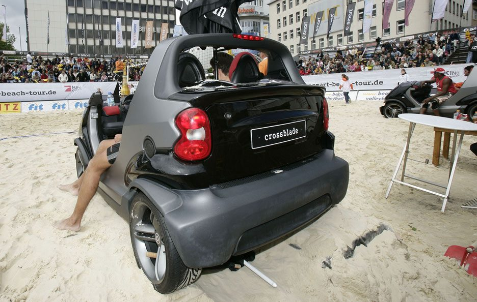 16 - Smart crossblade tre quarti posteriore