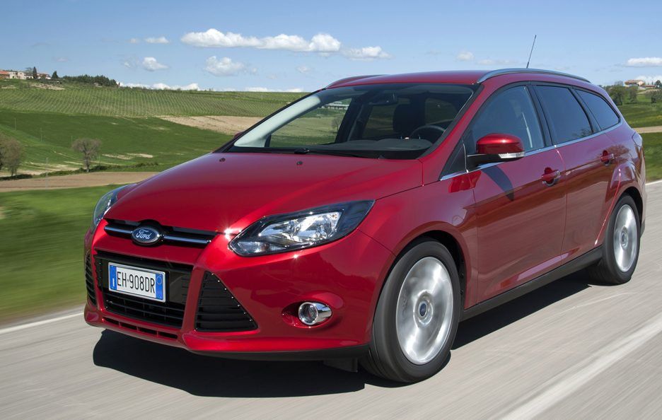 32 - Ford Focus SW