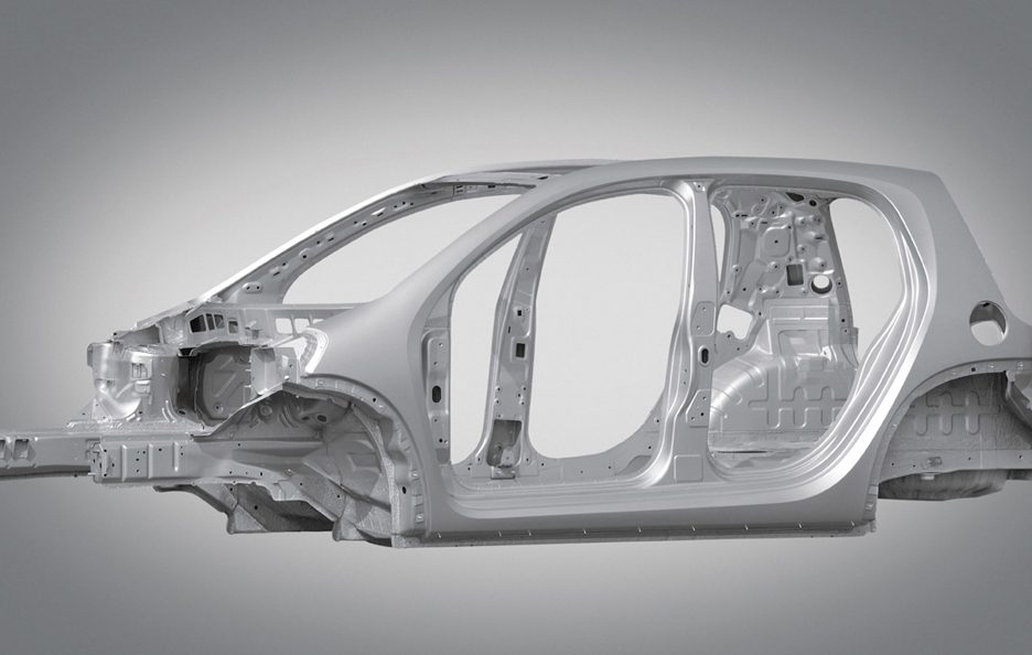 34 - Smart forfour cellula tridion