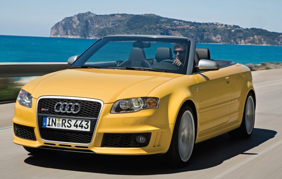 39 - Audi RS4 Cabriolet B7