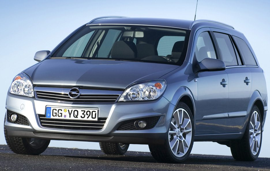 41 - Opel Astra H SW