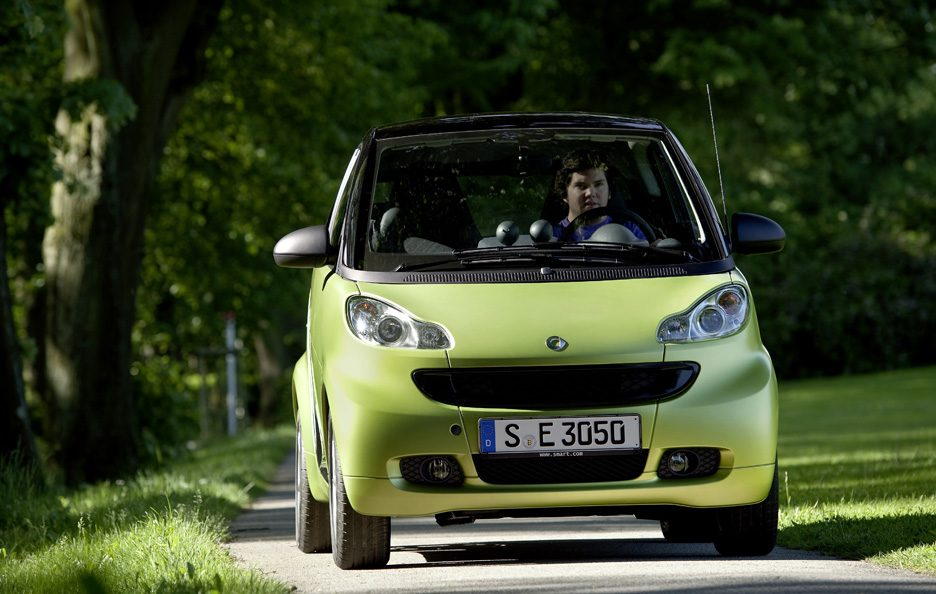 42 - Smart fortwo frontale