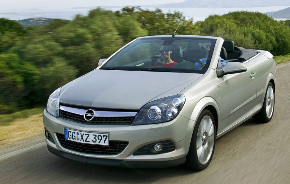 46 - Opel Astra H TwinTop