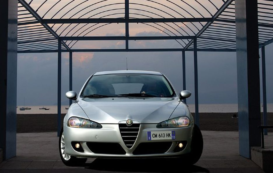48 - Alfa Romeo 147 restyling frontale