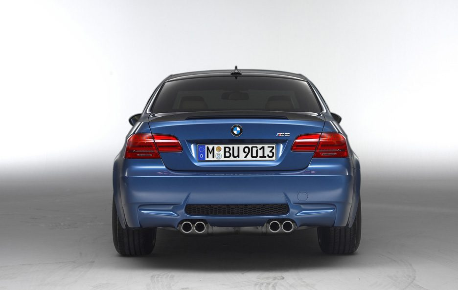 48 - BMW M3 Coupé E90 Competition Package coda