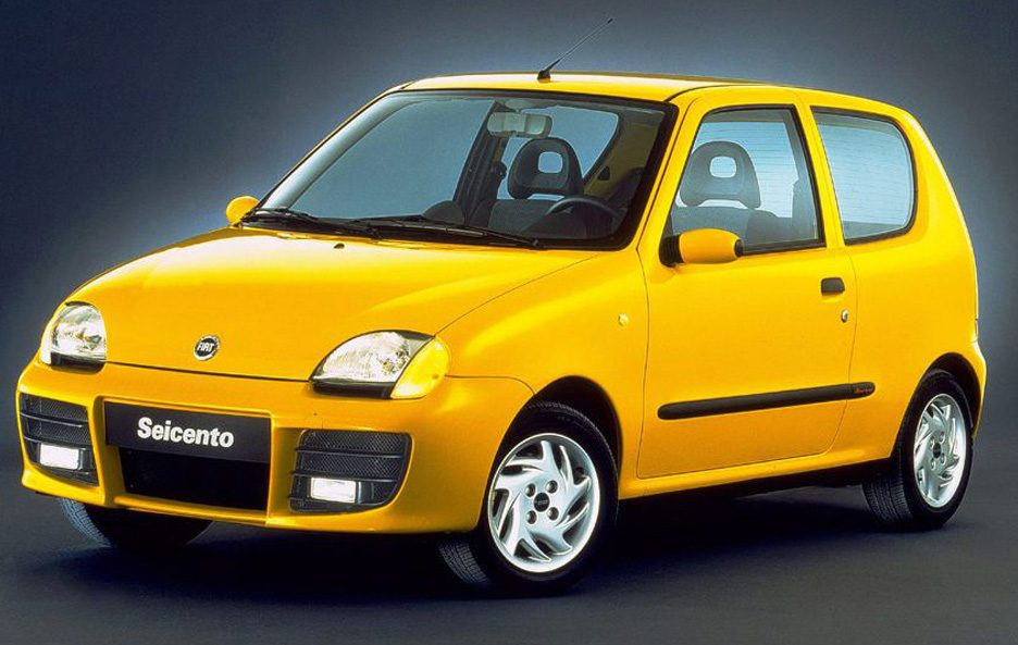 5° Fiat Seicento Sporting 59 punti