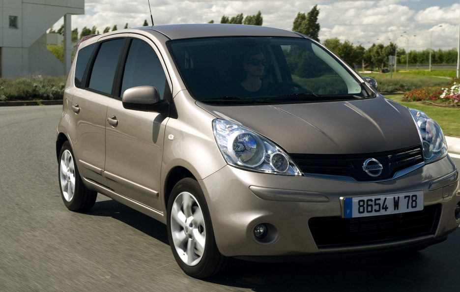51 - Nissan Note