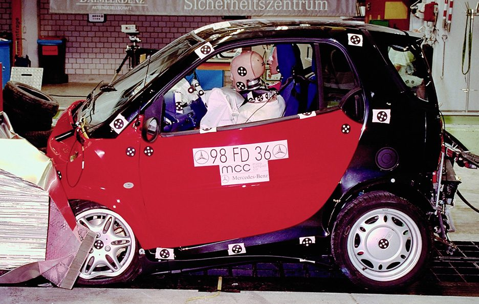 8 - Smart crash test