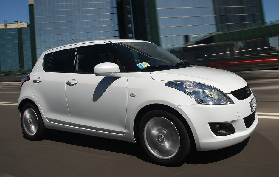 86 - Suzuki Swift
