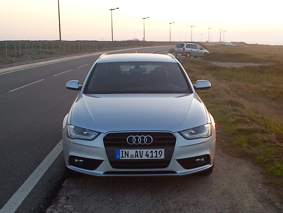 Audi A4 Restyling - Audi A4 Avant - Il frontale