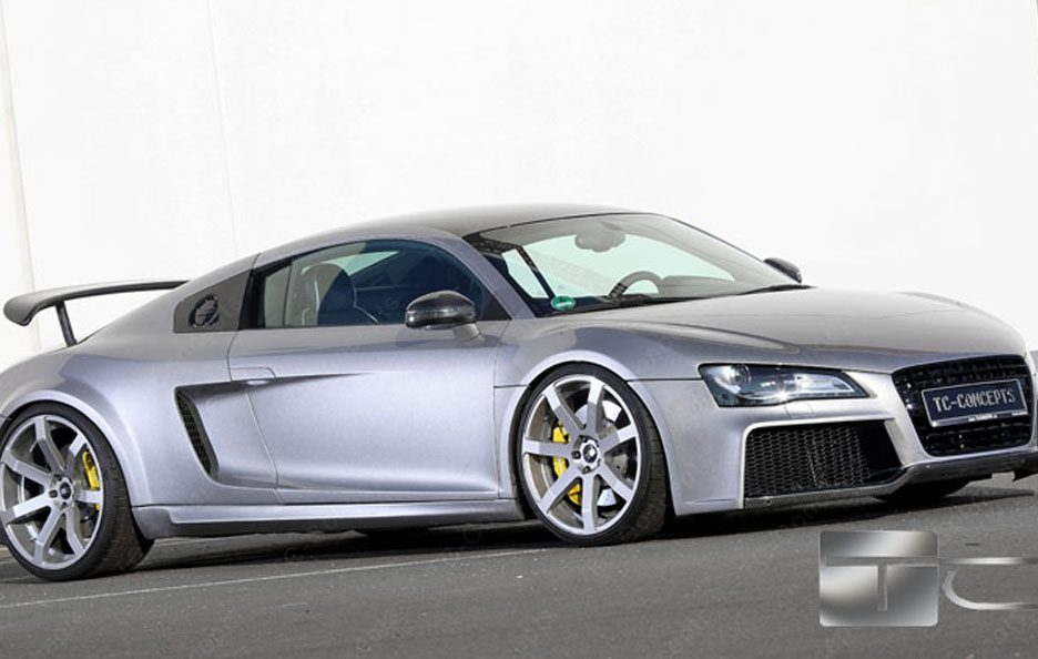 Audi R8 Toxique - Design