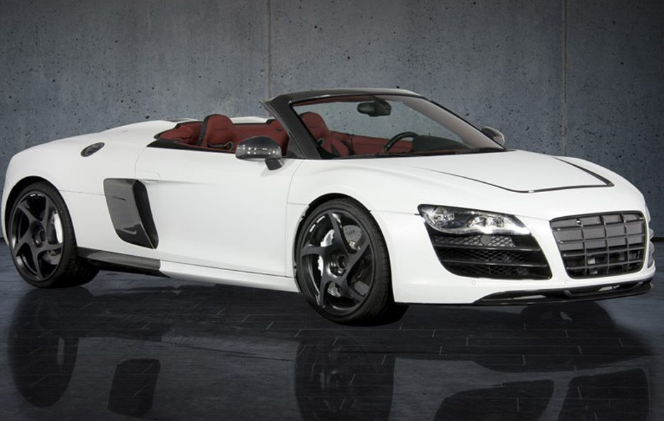 Audi R8 by Mansory - Design