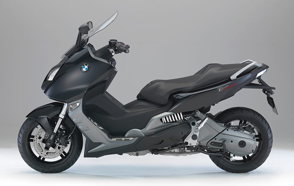 BMW C600 Sport - In nero