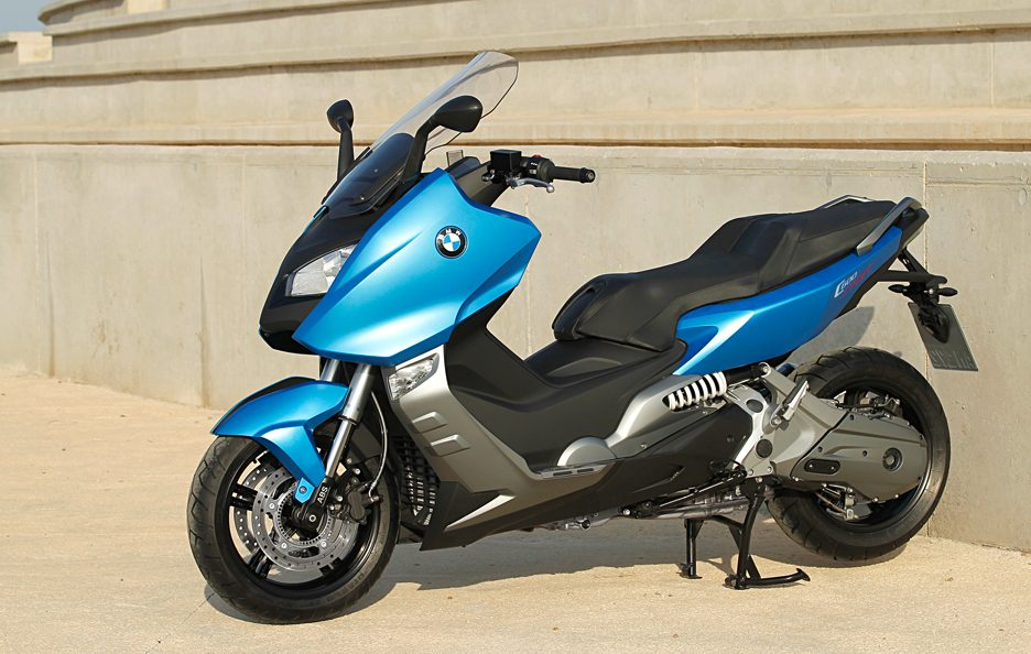 BMW C600 Sport - Laterale