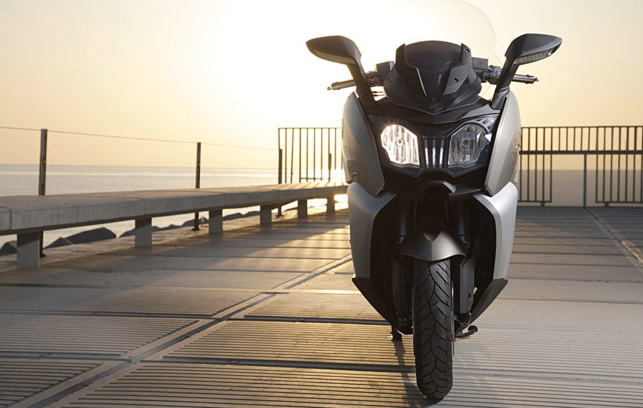 BMW C650 GT - Frontale