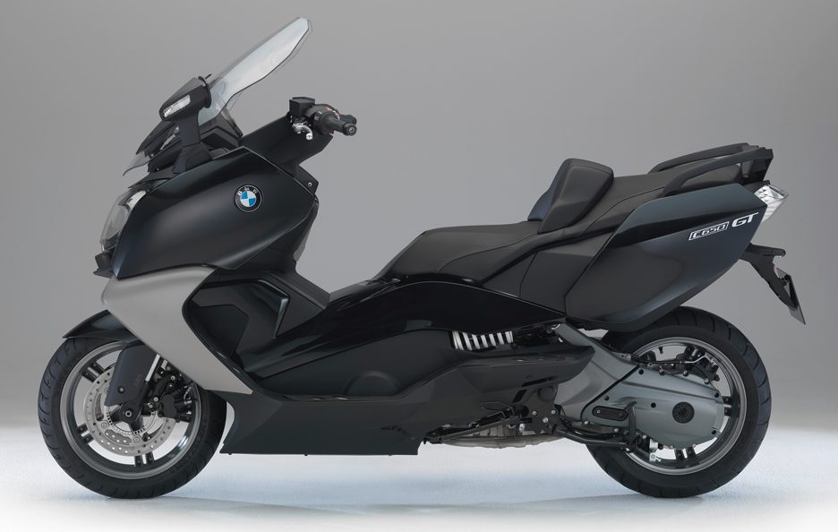 BMW C650 GT - In nero