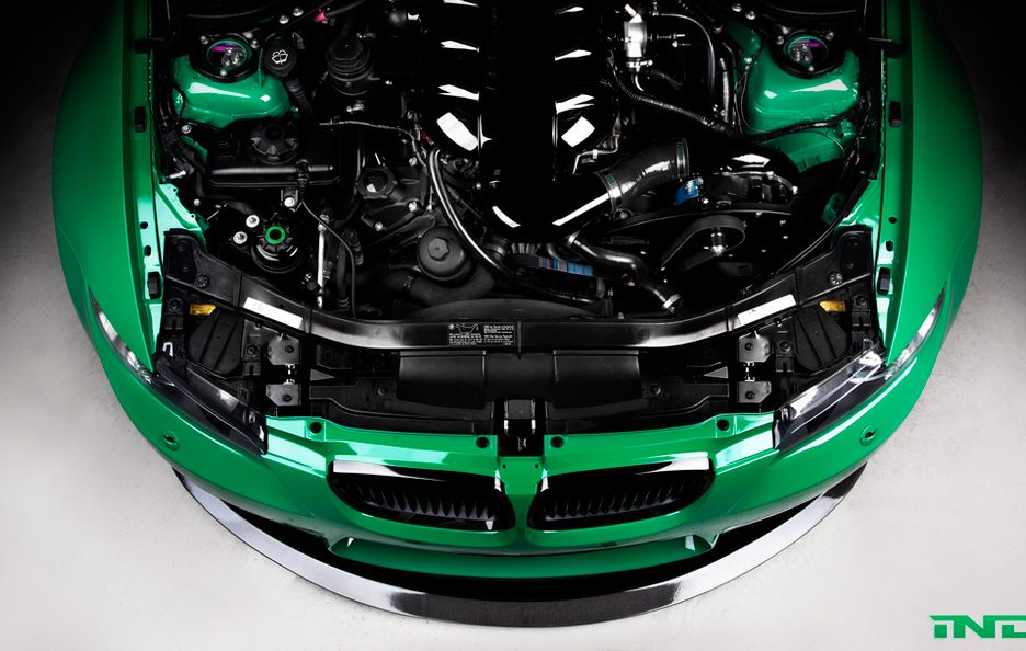 BMW M3 Green Hell by IND - Motore