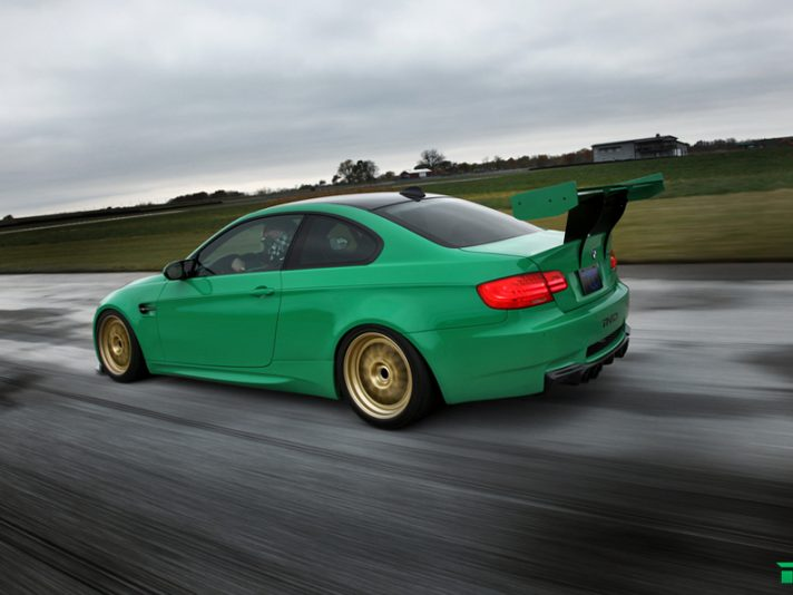 "BMW M3 ""Green Hell"""