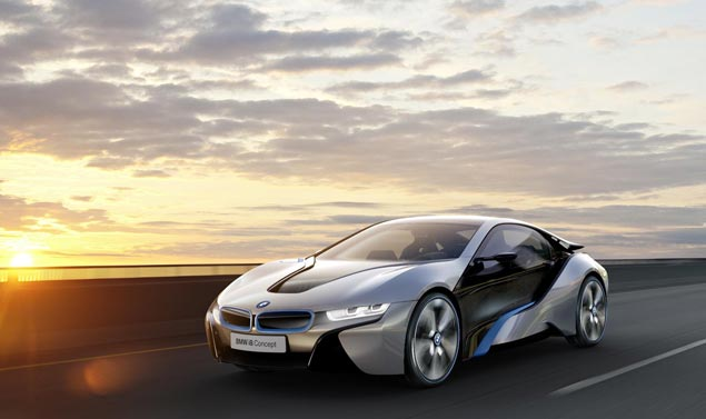 BMWi8_Overview