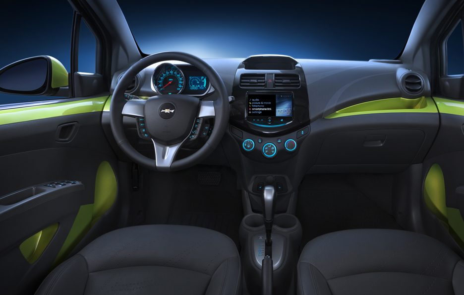Chevrolet Spark - Interni