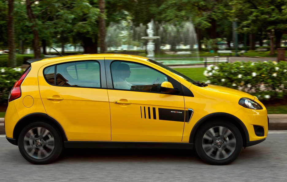 Fiat Palio Sporting - Laterale
