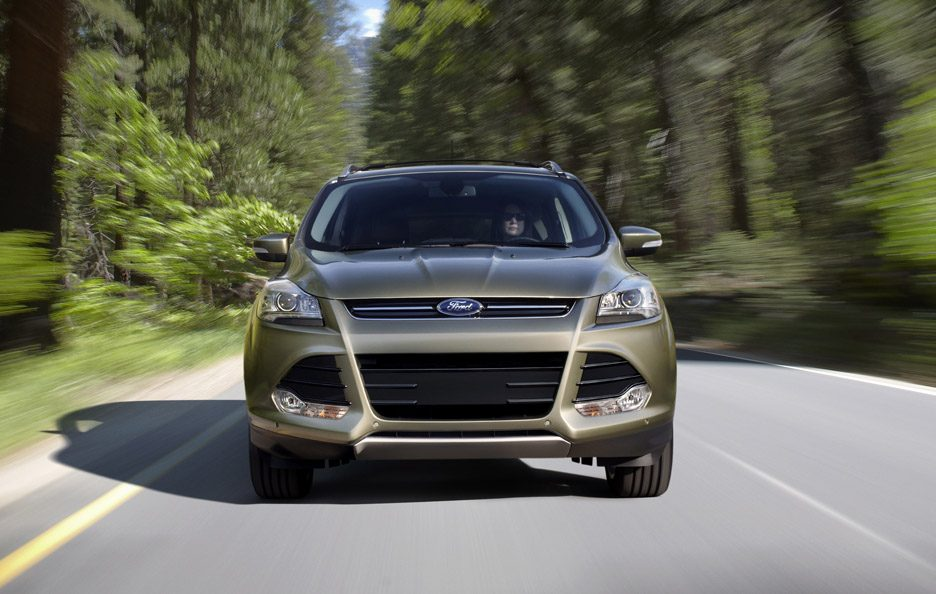 Ford Escape - Frontale