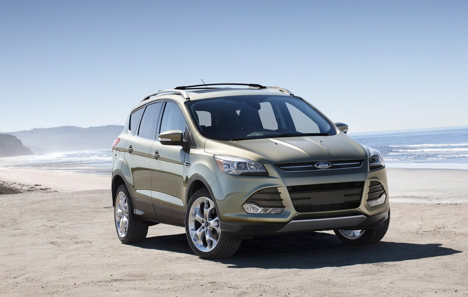 Ford Escape - Panorama